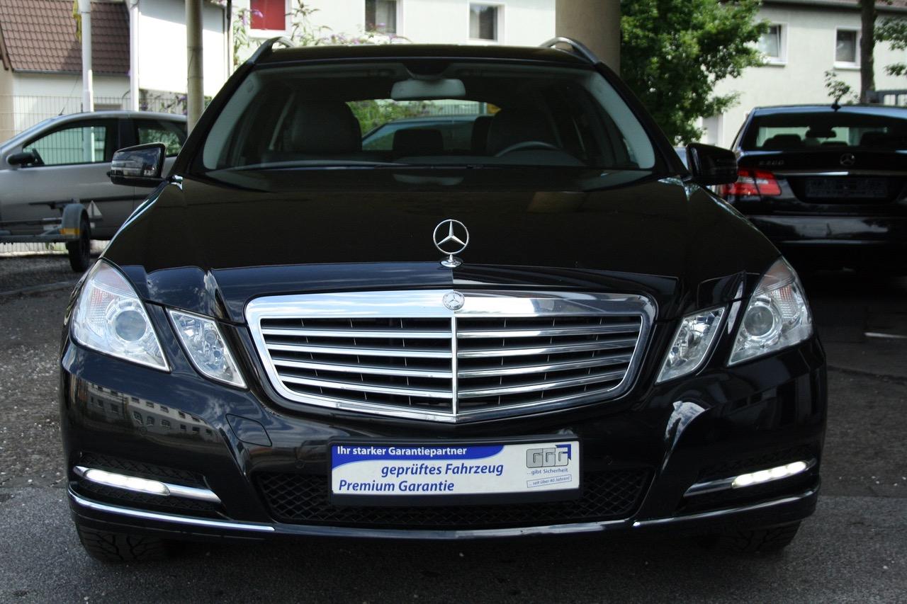 Mercedes-Benz E 220 T CDI DPF BE Elegance