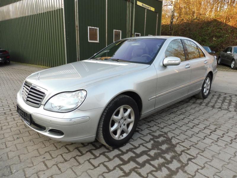Mercedes-Benz S-Klasse Lim. S 430