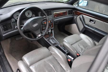 Audi 80 Cabrio - Kfz-Versteigerung - das Autopfand