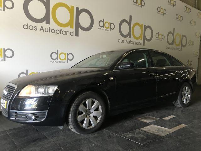 Audi A6 schwarz