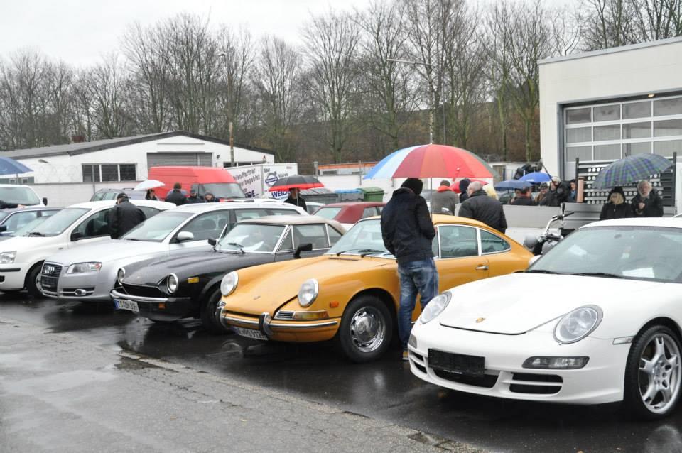 Besichtigung Porsche 912