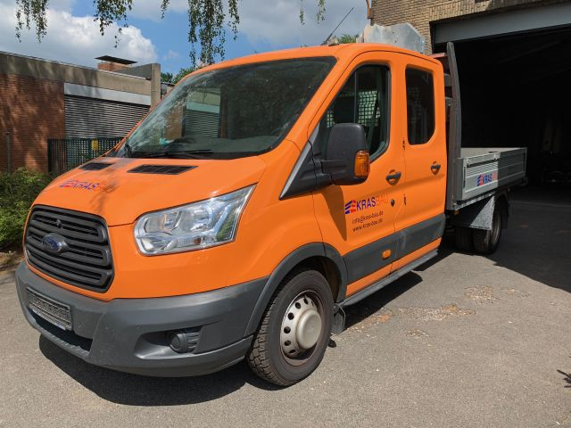 Ford Transit FT 350 2.2 TDCi DPF