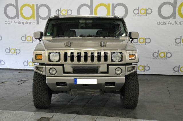 hummer h2 beige kfz versteigerung bei dap das autopfand. Black Bedroom Furniture Sets. Home Design Ideas