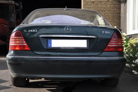 Heck S 400 CDI