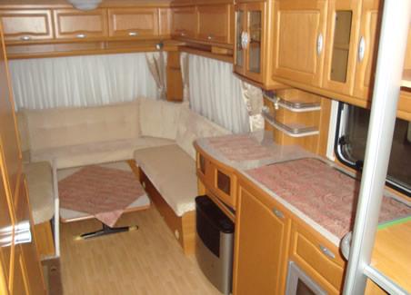 versteigerung wohnwagen tabbert tw27 w27 560 das autopfand. Black Bedroom Furniture Sets. Home Design Ideas